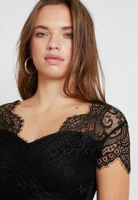 Sista Glam - AMIANNE - Společenské šaty - black - 4
