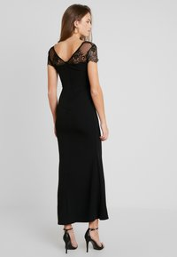 Sista Glam - AMIANNE - Společenské šaty - black - 3