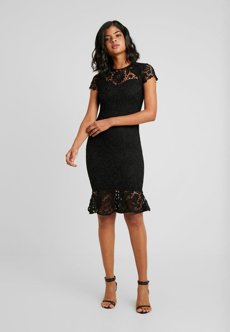 Sista Glam - JENNA - Vestido de cóctel - black