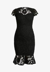 Sista Glam - JENNA - Cocktailklänning - black - 5