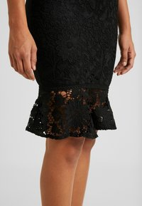 Sista Glam - JENNA - Cocktailklänning - black - 4
