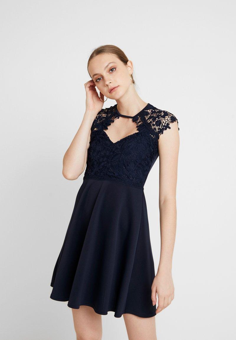 Sista Glam - IVEY - Cocktailkleid/festliches Kleid - navy