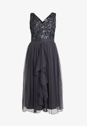MELODY - Cocktail dress / Party dress - charcoal