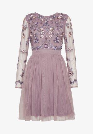 ORI - Společenské šaty - lilac