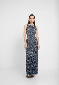 Sista Glam - CONNA - Vestido de fiesta - navy - 1