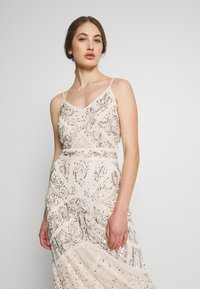 Sista Glam - FLORY - Occasion wear - cream silver - 3