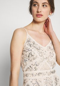 Sista Glam - FLORY - Occasion wear - cream silver - 5