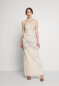 Sista Glam - FLORY - Occasion wear - cream silver - 1
