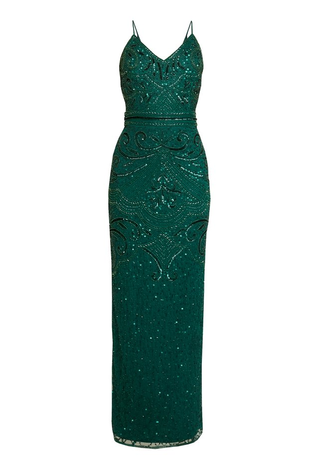 FLORY - Ballkleid - emerald green