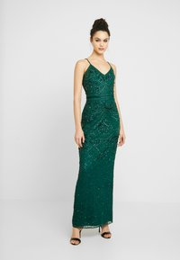 Sista Glam - FLORY - Occasion wear - emerald green - 3