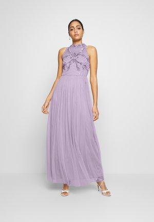 HALLEY - Suknia balowa - lilac