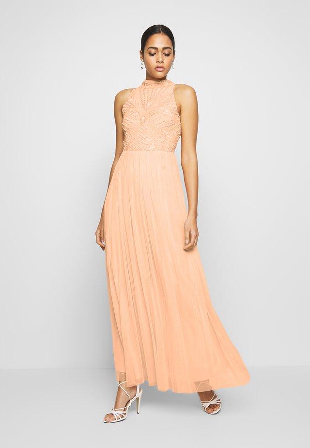 HALLEY - Festklänning - blush