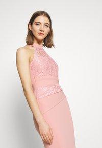 Sista Glam - KAYTIANNE - Vestido de fiesta - pink - 5