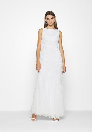 GRACE - Společenské šaty - white