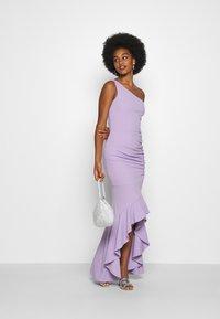 Sista Glam - SABRINA - Suknia balowa - lilac - 1