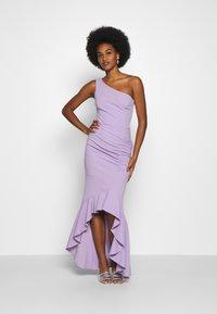 Sista Glam - SABRINA - Suknia balowa - lilac - 0