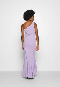 Sista Glam - SABRINA - Suknia balowa - lilac - 2