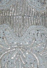 Sista Glam - GLOSSIE - Sukienka koktajlowa - blue grey - 5