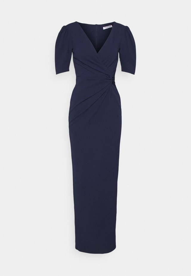 Maxikleid - navy
