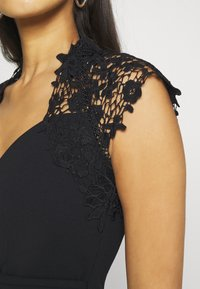 Sista Glam - LEESHA DRESS - Sukienka koktajlowa - black - 5