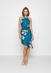 Sista Glam - LEONA - Cocktailkleid/festliches Kleid - multi - 0