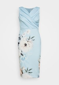 Sista Glam - DIA - Sukienka koktajlowa - blue - 4