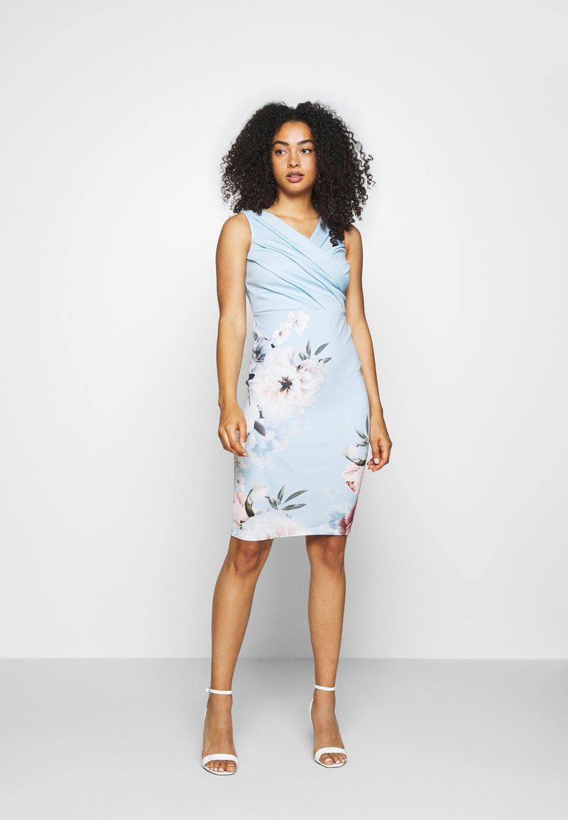 Sista Glam - DIA - Sukienka koktajlowa - blue