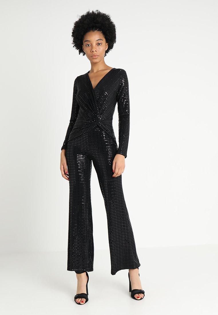 Sista Glam - SERIN - Jumpsuit - black