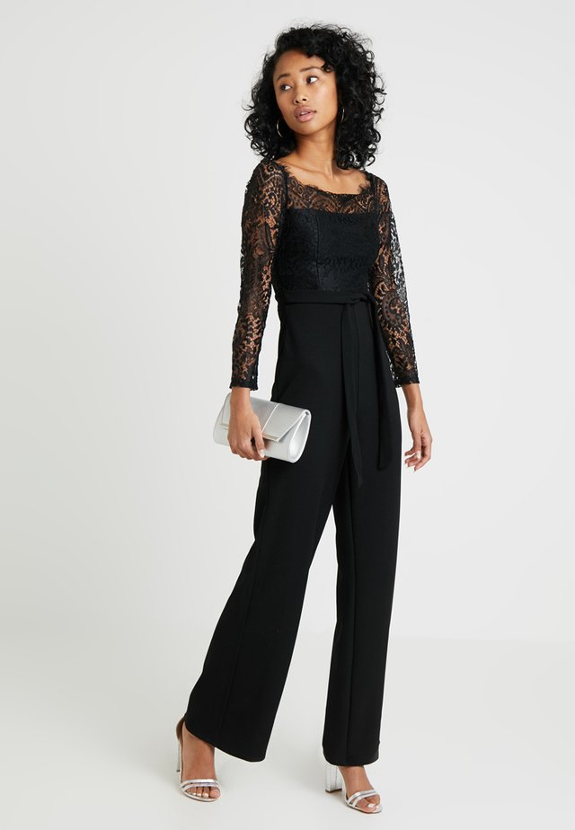 DAVENA - Jumpsuit - black