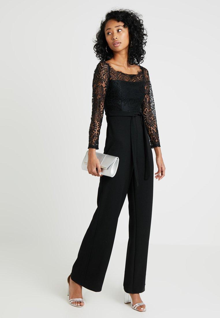 Sista Glam - DAVENA - Jumpsuit - black