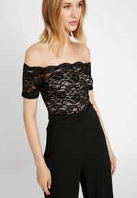 Sista Glam - LUCIYA - Jumpsuit - black/nude - 4