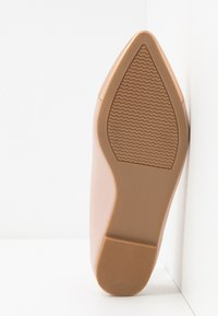 Simply Be - WIDE FIT HERA - Ballet pumps - nude/rose gold - 6