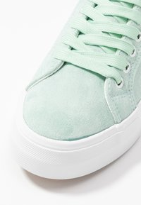Simply Be - WIDE FIT GISELLE - Trainers - green - 2