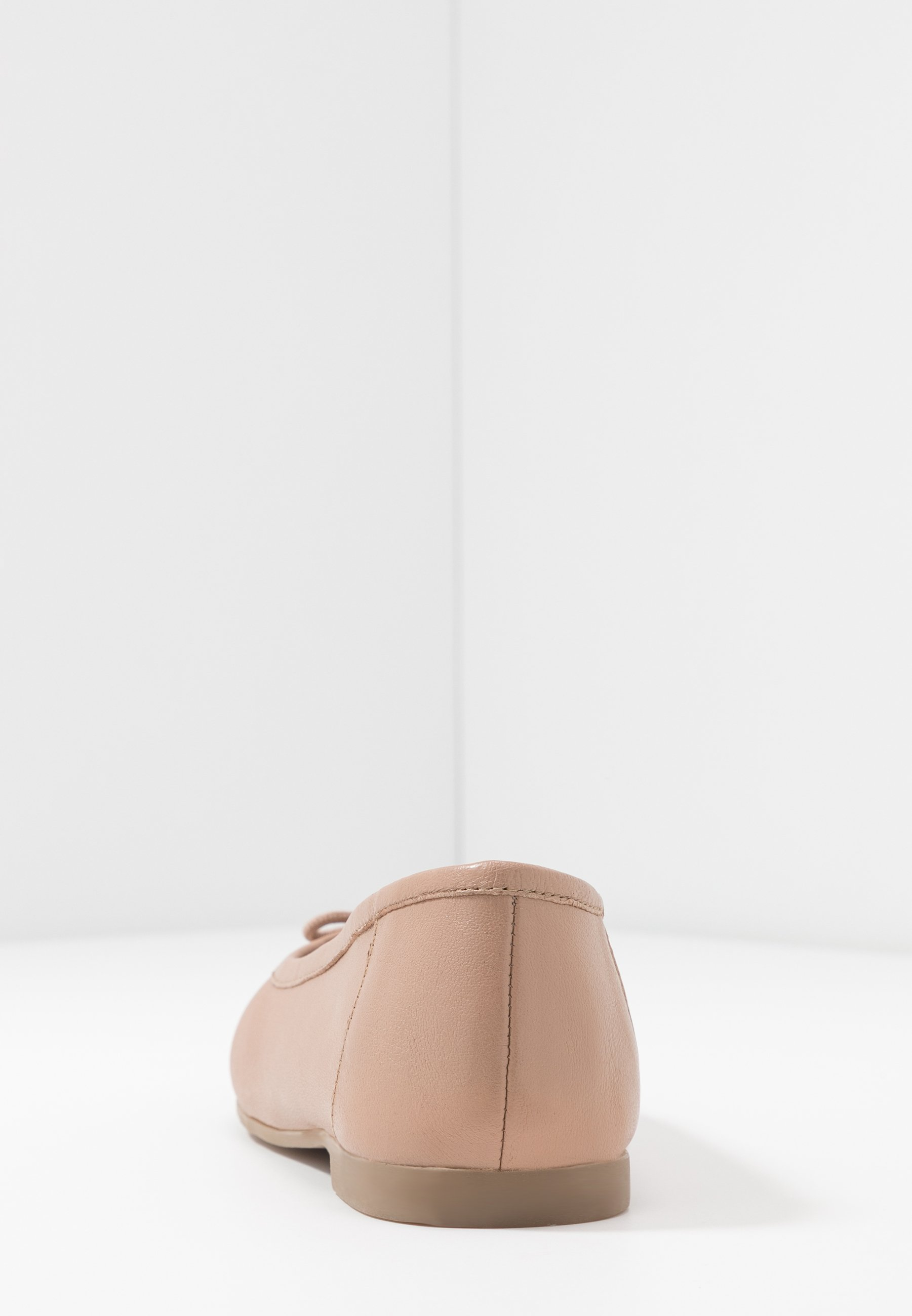Simply Be WIDE FIT  - Baleriny - nude