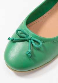 Simply Be - WIDE FIT  - Ballet pumps - emerald - 2