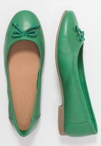 Simply Be - WIDE FIT  - Ballet pumps - emerald - 3