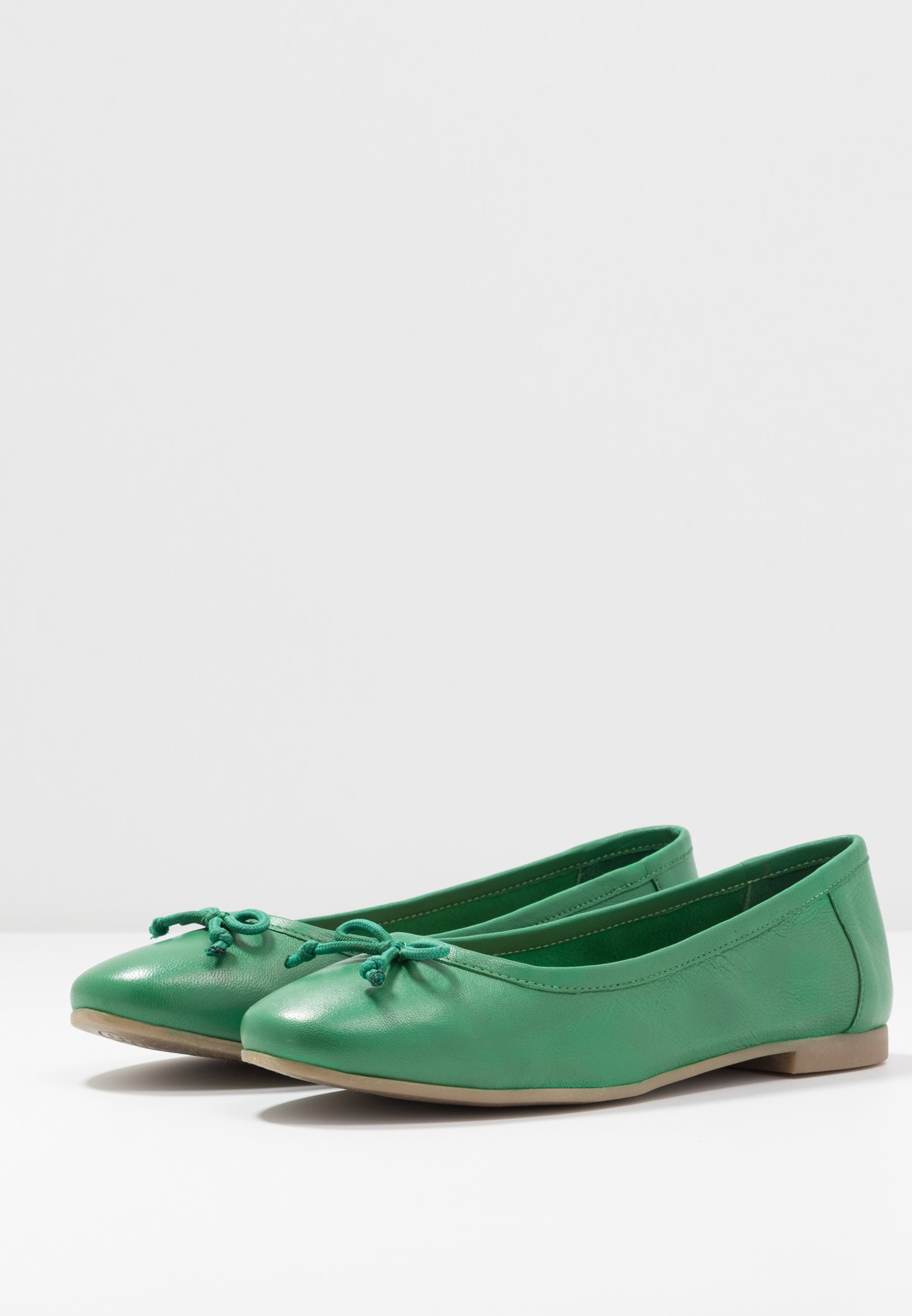 Simply Be WIDE FIT  - Baleriny - emerald