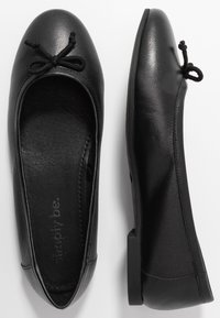 Simply Be - WIDE FIT  - Ballet pumps - black - 3