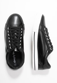 Simply Be - WIDE FIT PENNY - Trainers - black - 3