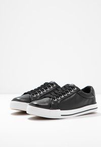 Simply Be - WIDE FIT PENNY - Trainers - black - 4