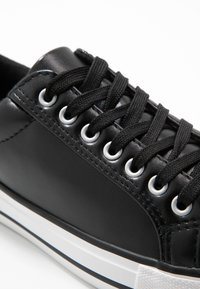 Simply Be - WIDE FIT PENNY - Trainers - black - 2