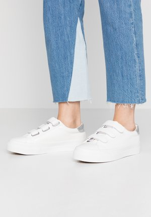 WIDE FIT GRETA - Trainers - white