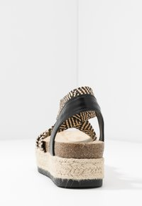 Simply Be - WIDE FIT DELAWARE - Espadrilles - multicolor - 5