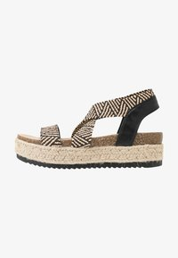 Simply Be - WIDE FIT DELAWARE - Espadrilles - multicolor - 1