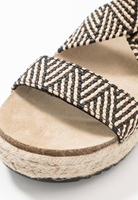 Simply Be - WIDE FIT DELAWARE - Espadrilles - multicolor - 2