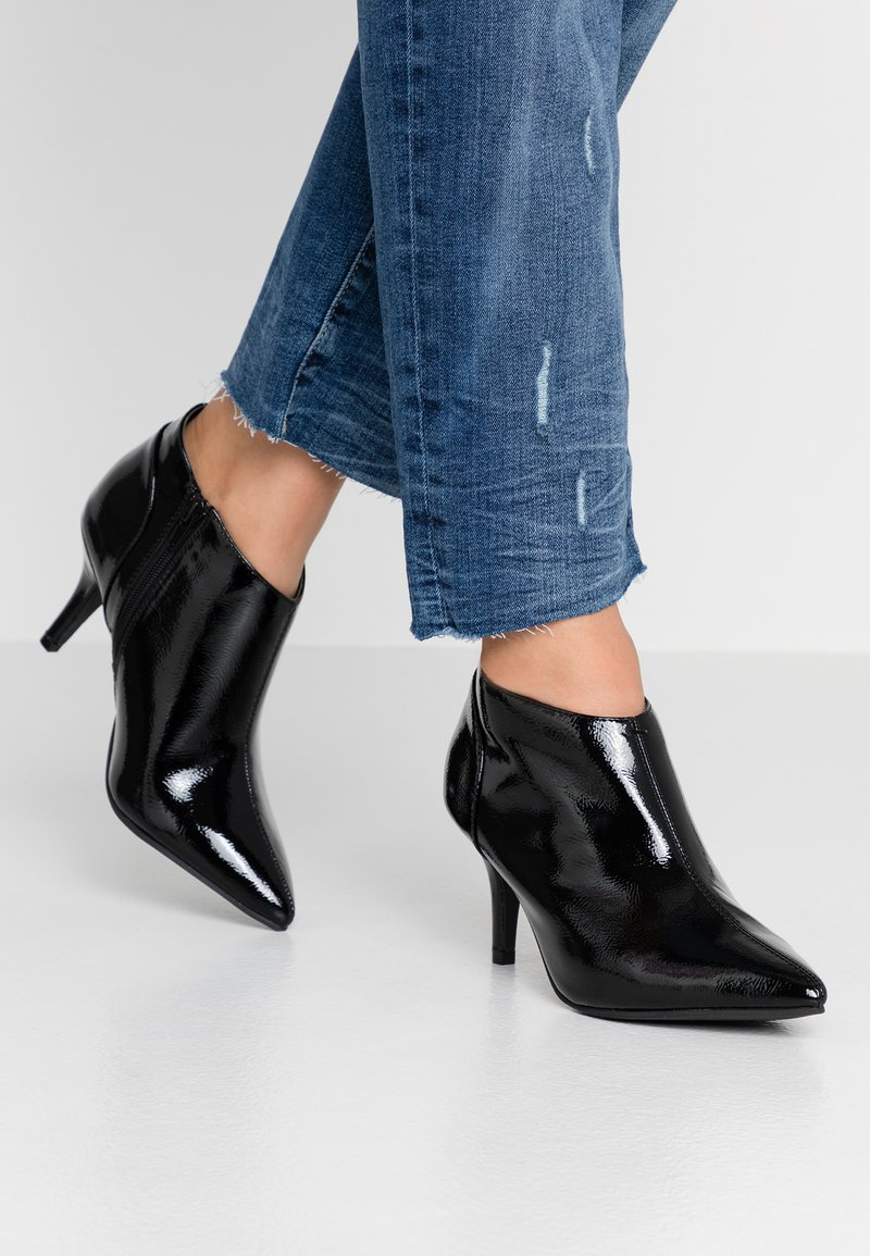 Simply Be - WIDE FIT - Ankle Boot - black