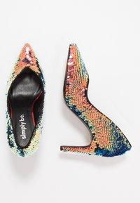 Simply Be - WIDE FIT ZANA DRESSY COURT SHOE - Korolliset avokkaat - multicolor - 2