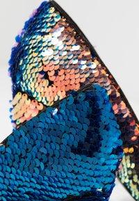 Simply Be - WIDE FIT ZANA DRESSY COURT SHOE - Korolliset avokkaat - multicolor - 6