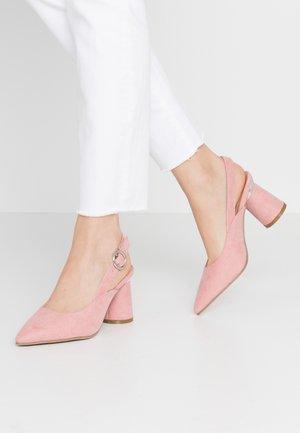 WIDE FIT OTHO - Avokkaat - pink