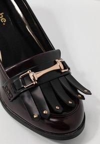 Simply Be - WIDE FIT ARNA - Classic heels - burgundy - 2